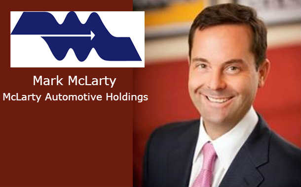 Mark Mclarty Turns To A U S Dealership Group For Long