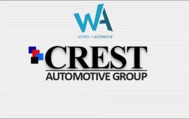 Carrie Way of Crest Automotive Group earned her way as a woman in the dealership world
