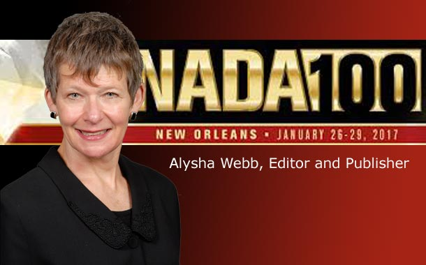 Mixed news for dealers at NADA in New Orleans, regarding both the market and automakers' 2017 plans