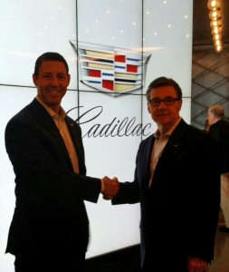 Open Road president Morais excited about his first domestic franchise, a Cadillac store ...