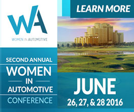 Woman In Automotive Registration 2016