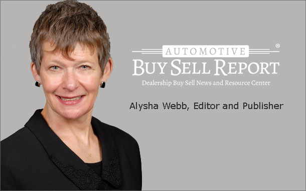 Farewell Automotive Buy Sell Report