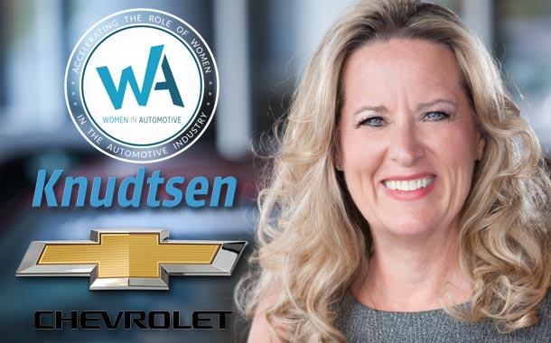 Knudtsen Chevrolet tailors recruitment message to achieve diversity