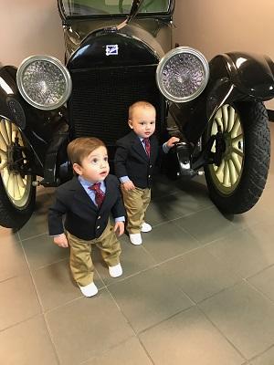 Jones twins