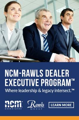 NCM - Rawls Dealer Executive Program