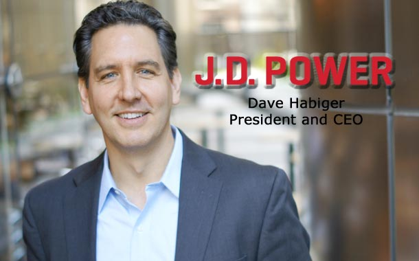 J.D. Power's new president aims to help dealers cope with evolving industry