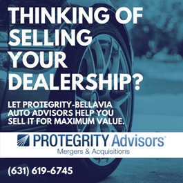 Protegrity Advisors - Dealership Mergers & Acquisitions