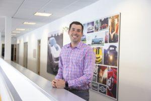 Jeremy Beaver, President of Del Grande Dealership Group,